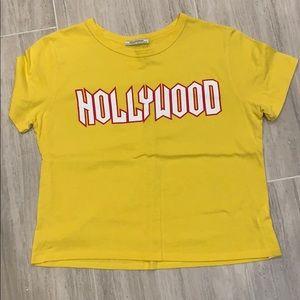 Zara Hollywood T-shirt